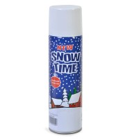 Spray zapada artificiala alba Snow Time, 250 ml