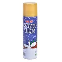 Spray zapada artificiala aurie Snow Time, 250 ml