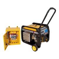 Generator open-frame Stager, 2.8 kW, 7.5 CP, 3000 rpm, 10 l, monofazat, benzina, automatizare