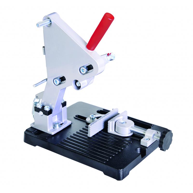 Stand cu masa pentru polizor unghiular Raider, 115 mm