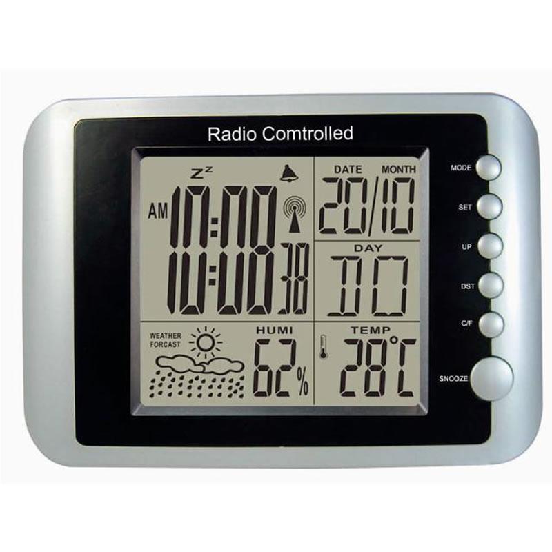 Statie meteo Koch Meteo Easy 12407, cronometru, calendar 2021 shopu.ro