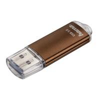 Stick memorie USB Laeta FlashPen Hama, 64 GB, USB 3.0, Maro