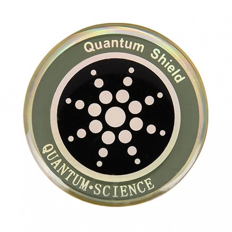 Sticker anti-radiatii Jiavo Gold pentru telefon, tableta, radio sau TV 2021 shopu.ro