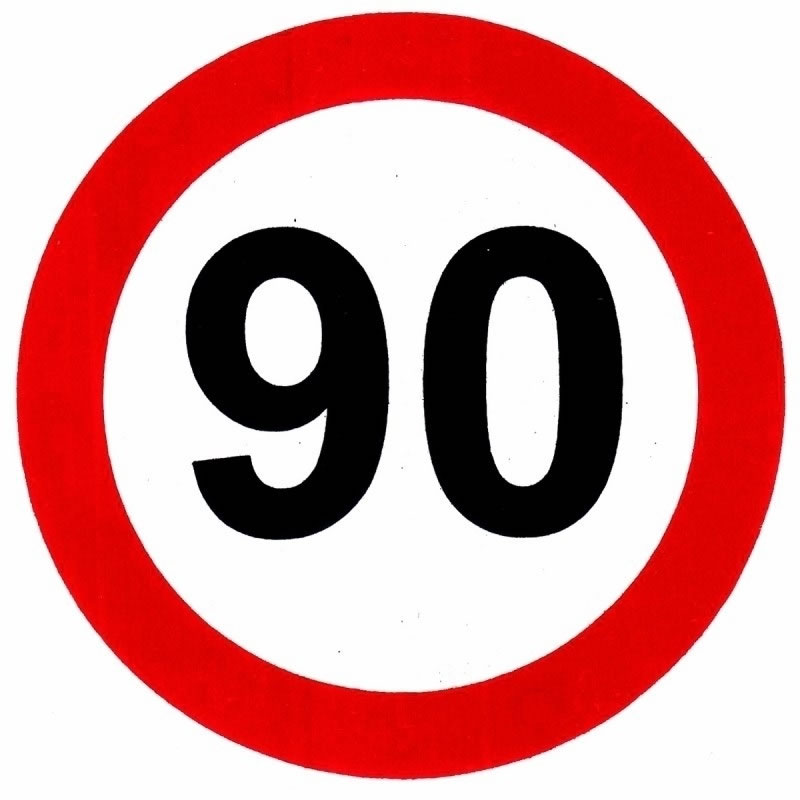 Sticker limita viteza 70 km/h 2021 shopu.ro