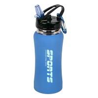 Sticla pentru drumetii Sports, 500 ml, Albastru