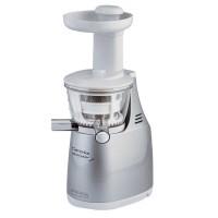 Storcator Centrika Slow Juicer Ariete, 150 W, 60 rpm, cos otel inoxidabil, presare la rece