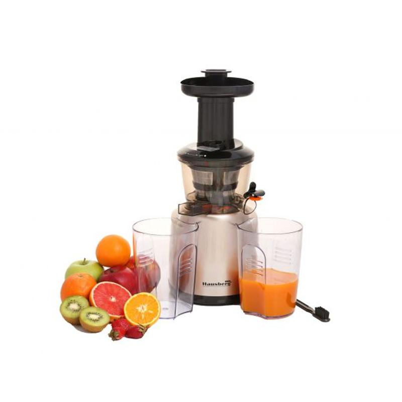 Storcator de fructe Hausberg, 150 W, Auriu 2021 shopu.ro