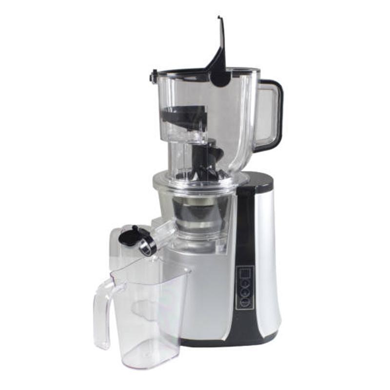 Storcator de fructe Slow Juicer, 200 W, presare la rece, filtru inox 2021 shopu.ro