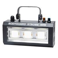 Stroboscop LED Bodyguard, 60 W, RGB