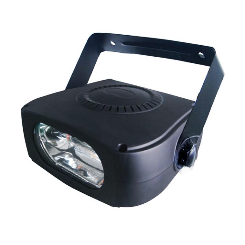 Stroboscop compact, reglaj manual al vitezei, IP20, 150 W 2021 shopu.ro