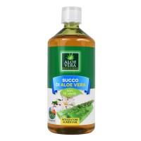 Suc organic de Aloe Vera cu ceai verde Benessere, 1000 ml
