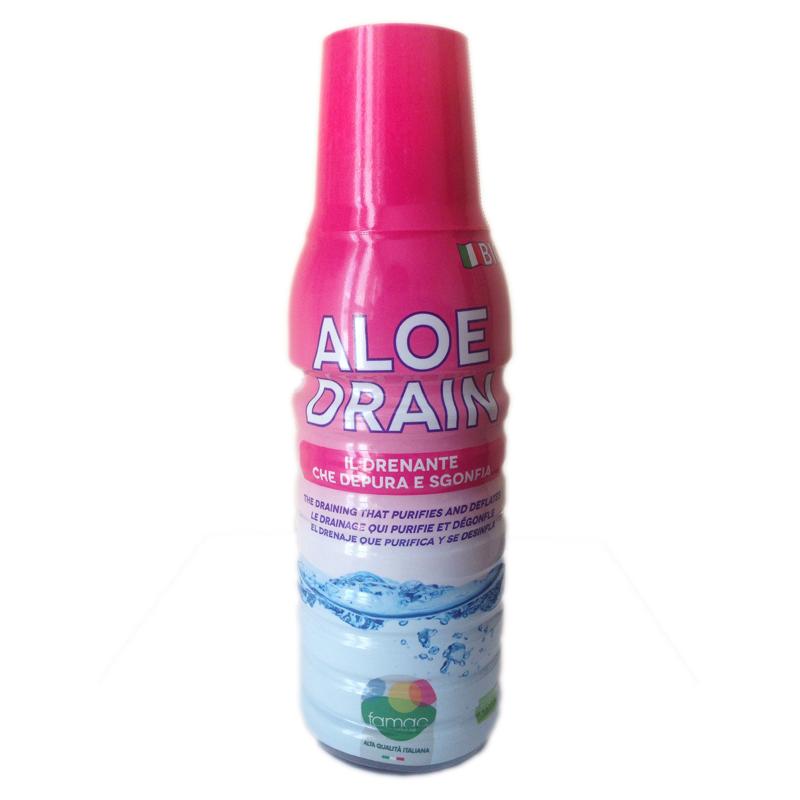 Suc organic purificator de Aloe Vera Benessere, 500 ml