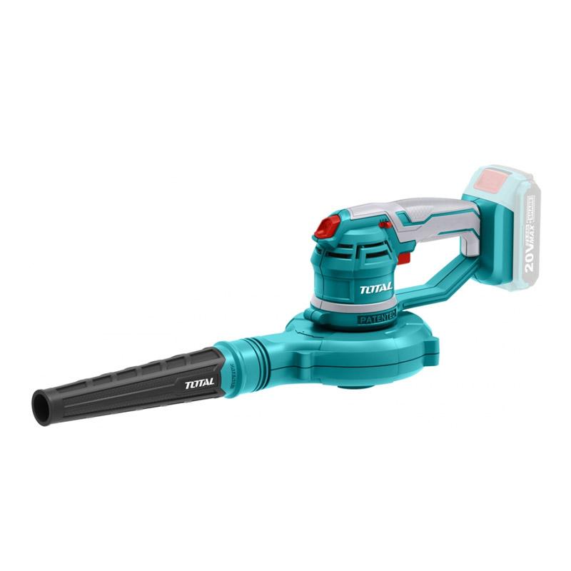 Suflanta Total, 20 V, 17000 rpm, 2.7 m3/h, alimentare acumulator Li-Ion shopu.ro