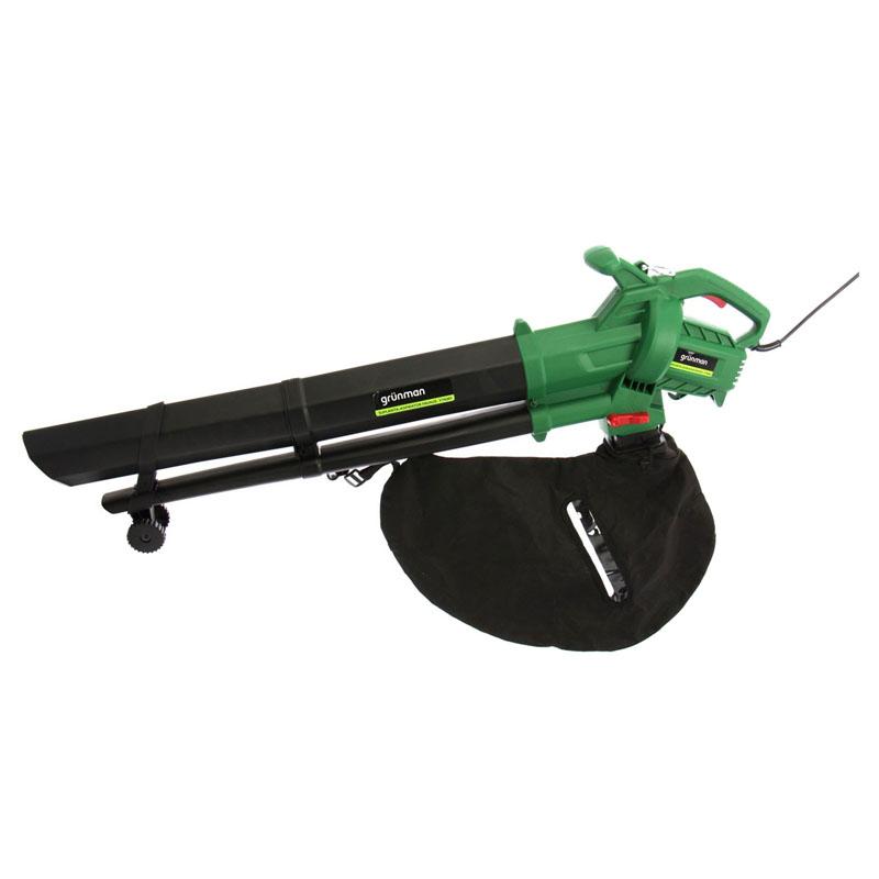 Suflanta aspirator frunze Grunman, sac colector 40 L, 2200 W 2021 shopu.ro