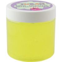 Super Slime neon cu sclipici Tuban, 100 g, 6 ani+, Galben
