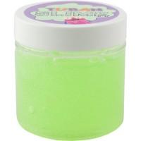 Super Slime neon cu sclipici Tuban, 100 g, 6 ani+, Verde