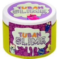 Super Slime neon cu sclipici Tuban, 500 g, 6 ani+, Galben