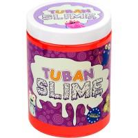 Super Slime piersica Tuban, 1000 g, 6 ani+, Portocaliu