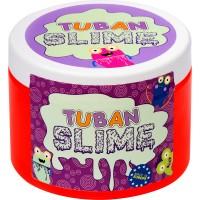 Super Slime piersica Tuban, 500 g, 6 ani+, Portocaliu