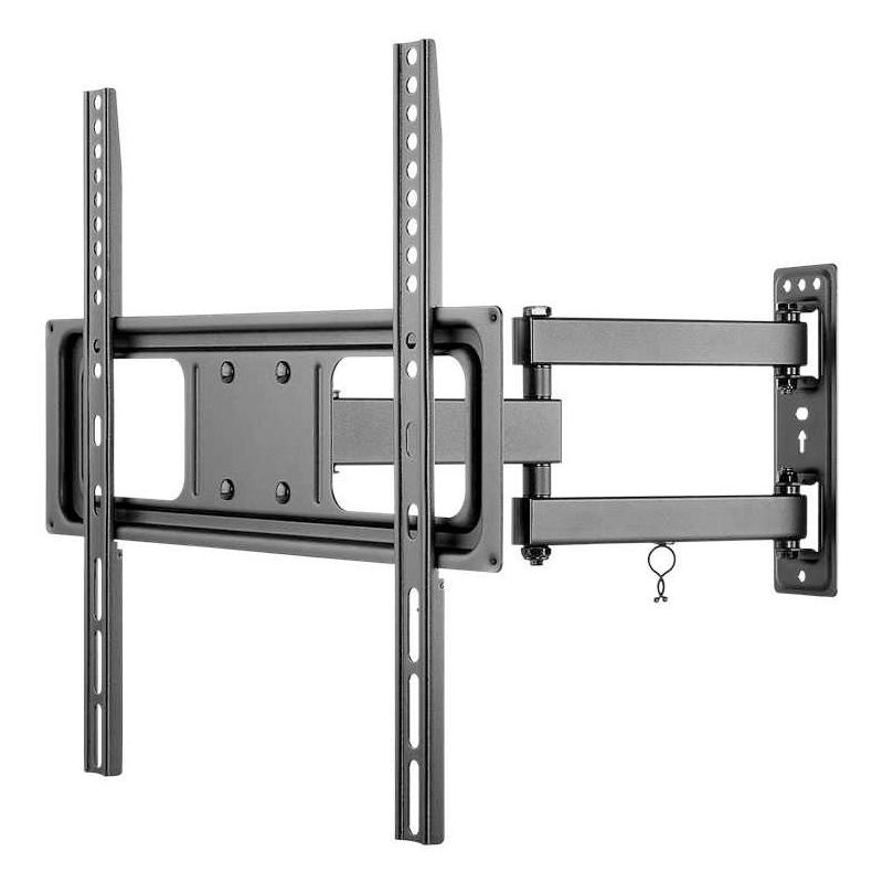 Suport TV LCD de perete Goobay, 32 -55 inch, maxim 35 kg, Fullmotion 2021 shopu.ro