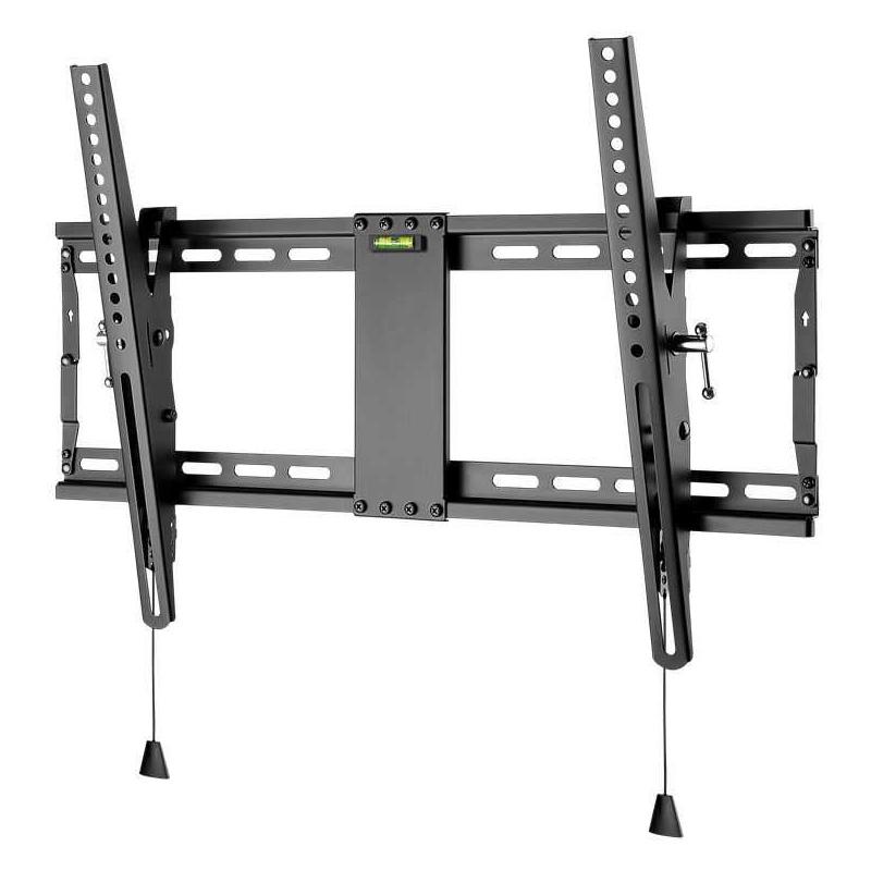 Suport TV de perete Goobay, 37 - 70 inch, maxim 70 kg, nivela integrata 2021 shopu.ro