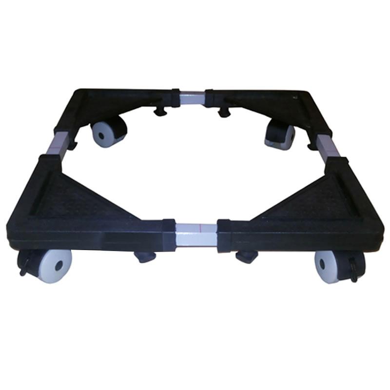 Suport ajustabil cu roti pentru electrocasnice, maxim 130 kg