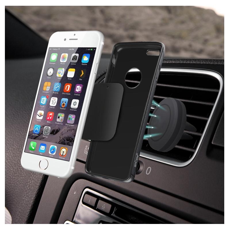 Suport auto magnetic, design ergonomic