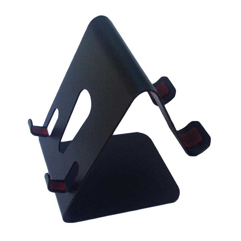 Suport dublu pentru telefon/tableta Mocile Mate, Negru 2021 shopu.ro