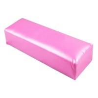 Suport pentru maini, 30 x 9 cm, piele ecologica, roz