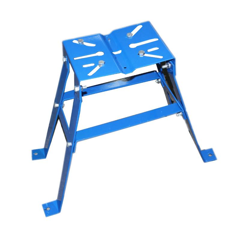 Suport pentru moara electrica Craft Tec, model universal, structura metalica 2021 shopu.ro