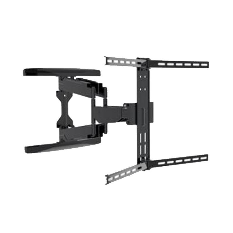 Suport universal LCD slim Jolly, 3 articulatii, diagonala 93 - 203 cm, maxim 50 kg, Negru 2021 shopu.ro