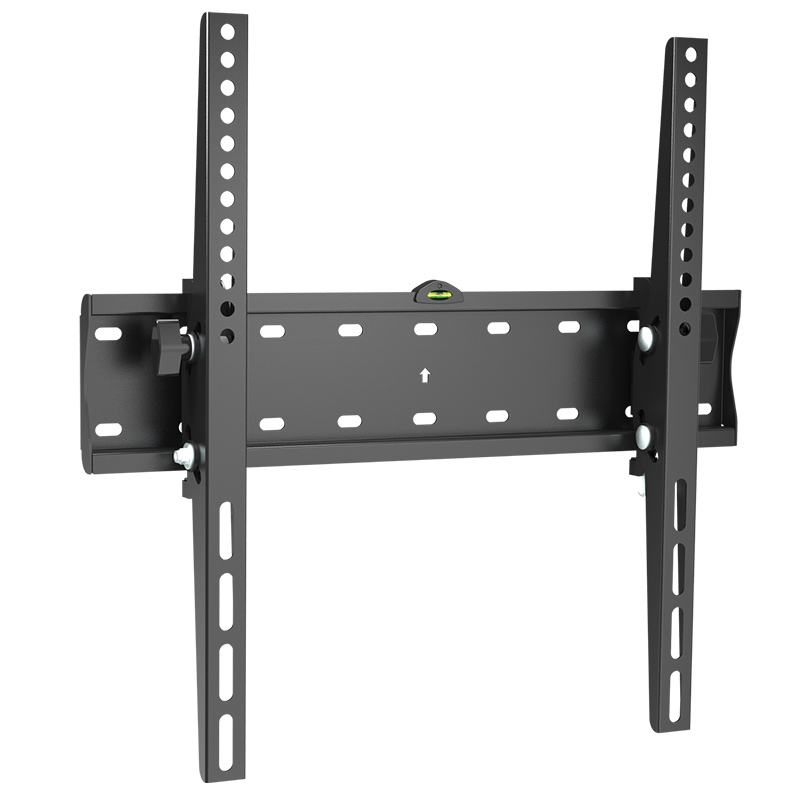 Suport universal pentru TV LED Cabletech, 32-55 inch, reglare unghi vertical 2021 shopu.ro