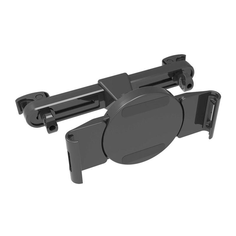 Suport universal pentru tableta 7-10 inch, prindere tetiera, negru 2021 shopu.ro