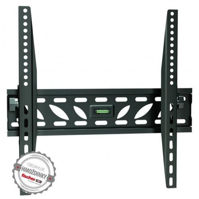 Suport fix TV GoGEN, digonala 32-55 inch, 110 x 453 mm, maxim 50 kg, Negru 2021 shopu.ro