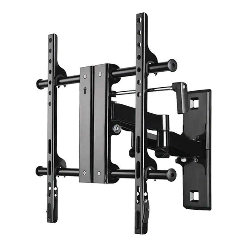Suport TV pentru perete Hama, 32-50 inch, metal, mobil, maxim 45 kg, Negru 2021 shopu.ro