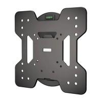Suport TV pentru perete Hama, 19-48 inch, metal, fix, maxim 25 kg, Negru