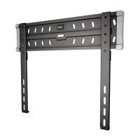 Suport TV pentru perete Hama, 32-65 inch, metal, fix, maxim 35 kg, Negru