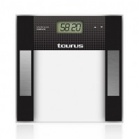 Cantar Syncro Glass Complet Taurus, 150 Kg, LCD