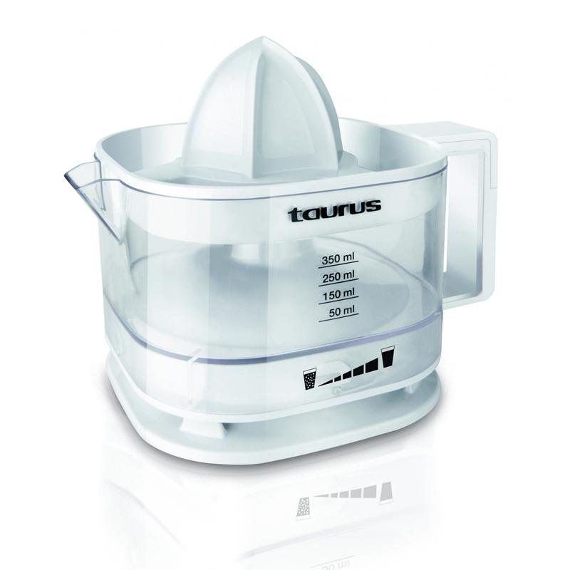 Storcator de citrice TC 350 Taurus, 25 W, 350 ml, Alb 2021 shopu.ro