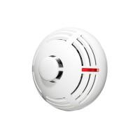 Senzor de fum si temperatura Satel, LED