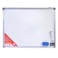 Tabla magnetica de scris Jum, 60 x 45 cm, rama aluminiu