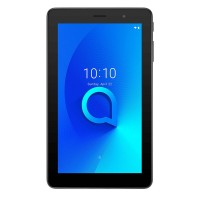 Tableta Alcatel, display 7 inch, 16 GB, Android 8.1, 1 GB RAM, Single SIM, Negru