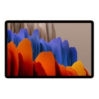 Tableta Samsung Galaxy Tab S7+, Octa-Core, 5G, ecran 12.4 inch, 6 GB RAM, 128 GB, 10090 mAh, Mystic Bronze