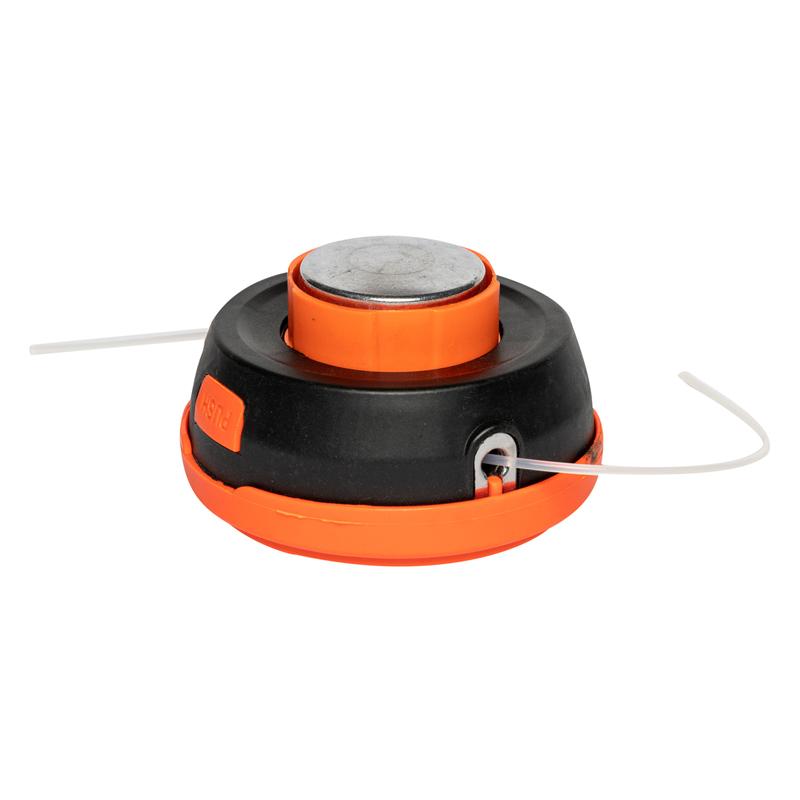 Tambur motocoasa cu buton metalic XF-001, functie Easy Feed, fir 1.3 - 4 mm shopu.ro