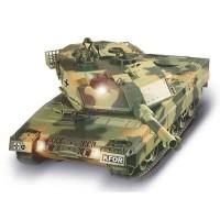 Tanc German Leopard, scara 1:24, telecomanda