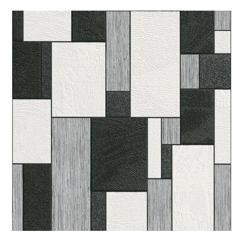 Tapet netesut Rasch Plaisir 455427, 10 x 0.53 m, model geometric 2021 shopu.ro