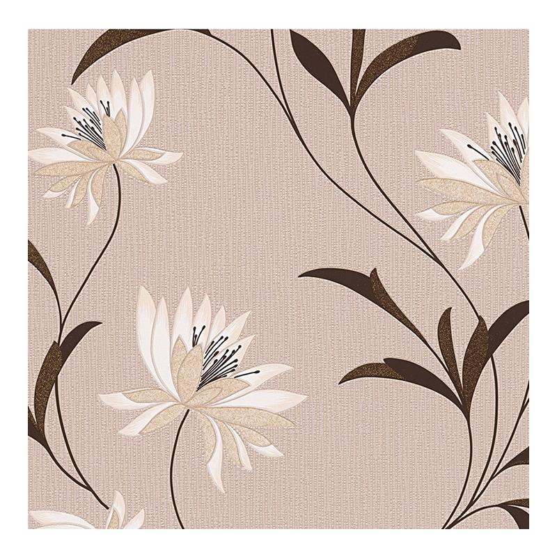 Tapet profil AS Creation Atlanta 957201, 10 x 0.53 m, model floral 2021 shopu.ro