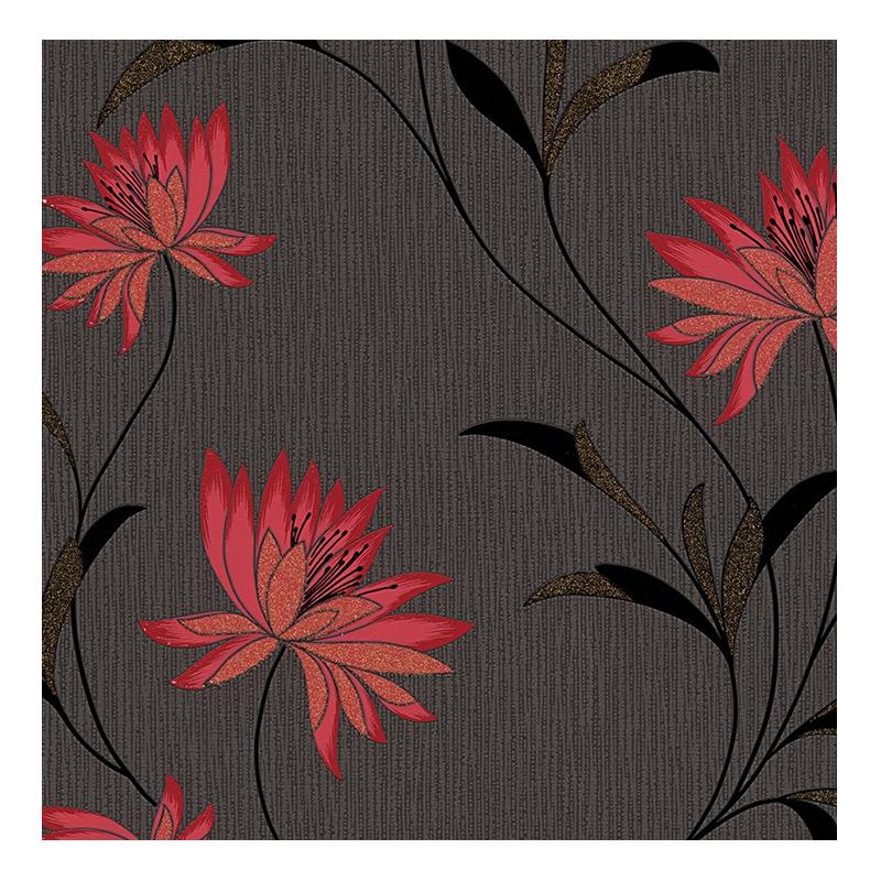 Tapet profil AS Creation Atlanta 957202, 10 x 0.53 m, model floral 2021 shopu.ro