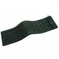 Tastatura flexibila cu interfata USB