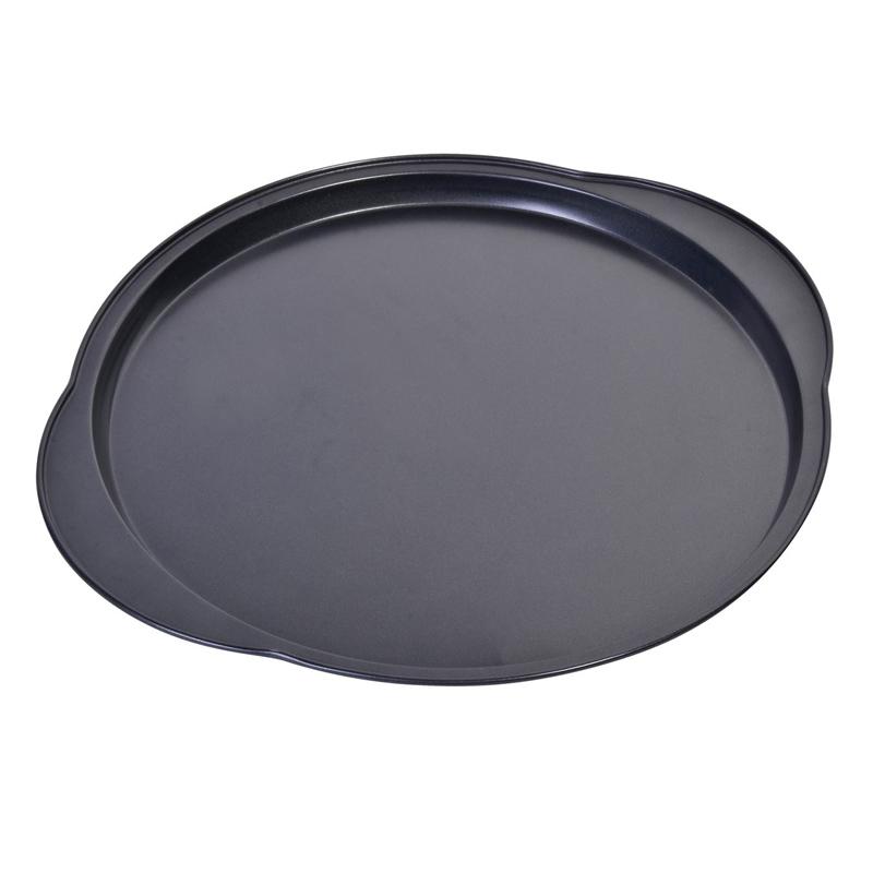 Tava pizza, 37 x 1.8 cm, acoperire neaderenta 2021 shopu.ro